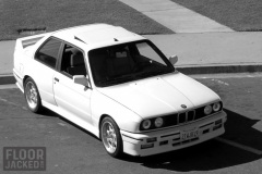 1988 Alpineweiss E30 M3