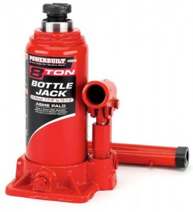 powerbuilt 8 ton bottle jack