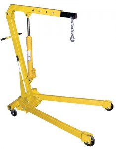 vestil heavy duty steel engine hoist