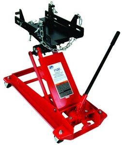 ATD 7435 Half Ton Hydraulic Floor Style Transmission Jack Review