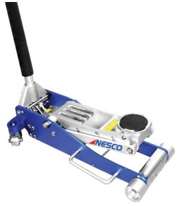 Nesco Tools 2203 Low Profile Aluminum Floor Jack Review