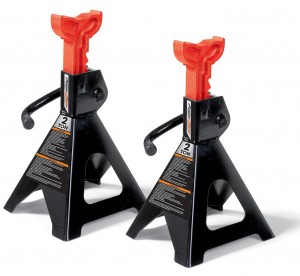 Powerzone 380035 2 Ton Steel Jack Stands Review