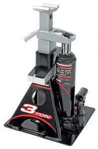 Powerbuilt All-In-One 3 Ton Bottle Jack with Stand Review