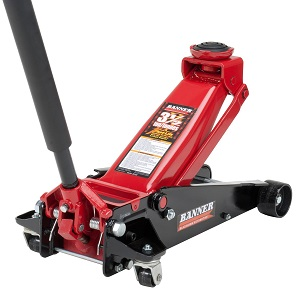 Blackhawk Automotive Fast Lift 3.5 Ton Service Jack Review