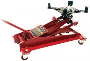 Torin Roll Under 1000lb Transmission Jack Review