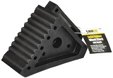 Maxxtow Solid Rubber Heavy Duty Wheel Chock