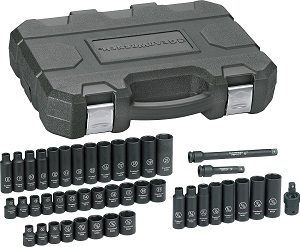 GearWrench Impact Socket Set