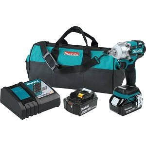 Makita XCWT02MB 18V LXT Lithium-Ion Cordless Impact Wrench Review