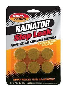 bars leaks radiator stop leak