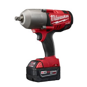 Milwaukee M18 FUEL 1/2″ High Torque Impact Wrench Review
