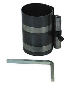 Click here to see examples of piston ring compressors.