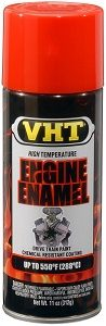 Click here to see color choices for VHT Engine Enamel.