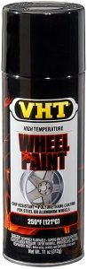 Click here to see color choices for VHT Wheel Paint.