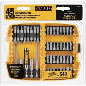 dewalt screwdriver bits