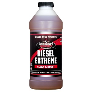 hot shots diesel fuel additive