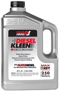 power clean diesel additive