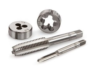 Click here to see examples of tap and die sets.
