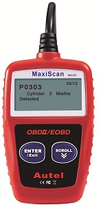 Click here to see examples of OBD 2 scanners.
