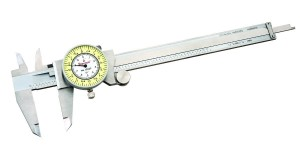 Click here to see examples of dial calipers.
