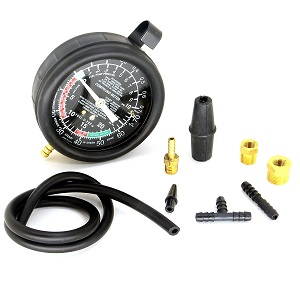 Best Vacuum-Pressure Gauge For Diagnosing Engine Problems