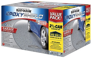 rust-oleum garage floor coating