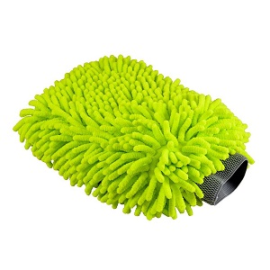 Best Microfiber Wash Mitt To Avoid Swirl Marks