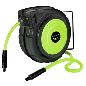 flexzilla air hose reel