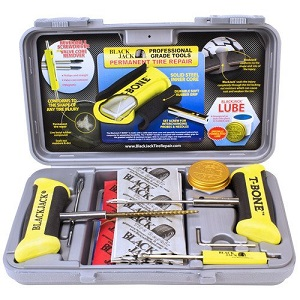 Click here to see examples of tire repair kits.