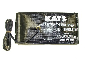 kats car battery warmer