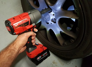 Milwaukee M18 Fuel Impact Wrench 1