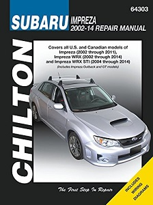 Click here to see examples of Chilton repair manuals.