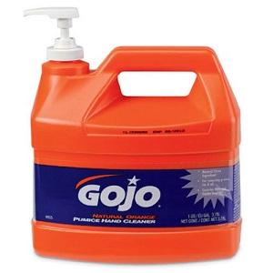 gojo hand cleaner