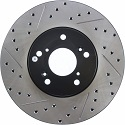 stoptech brake rotors